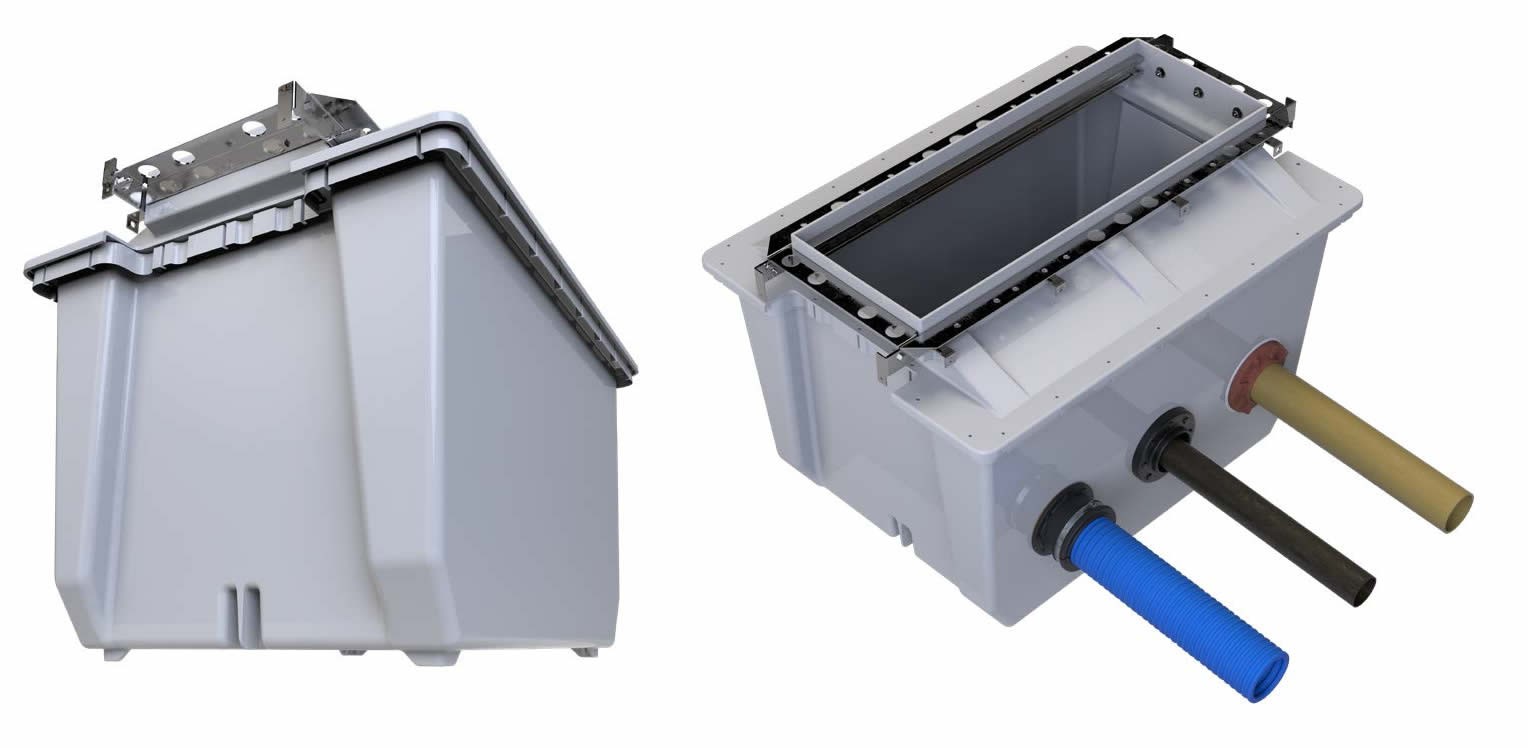 OPW DSE Advanced Composite Technology Dispenser Sump