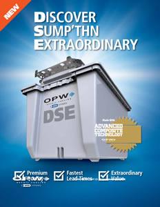 DSE Dispenser Sump Brochure