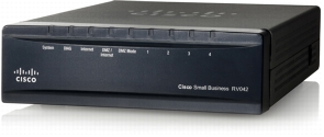 RV042 Cisco 10/100 Built-in 4-Port Fast Ethernet Switch, Dual Fast Ethernet WAN Ports For Load Balancing And/Or Business Continuity. Pre-Programed For Gilbarco Passport. (For Non Warranty Use)