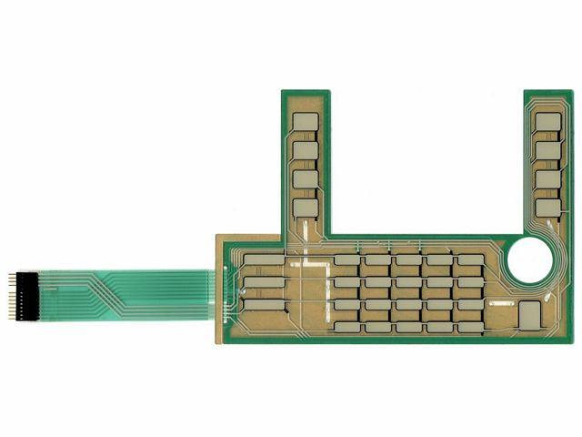 203-0382 Esco Gilbarco Advantage Monochrome/Crind Display Keypad. - OEM: K94396-02 - Old OEM: T19525-G1