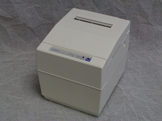 730-0041 Esco TMS Console Citizen 3550 Ticket Printer.                 --- Price Includes Cost Of Core Which Will Be Refunded Upon Return Of A Rebuildable Core                 ---