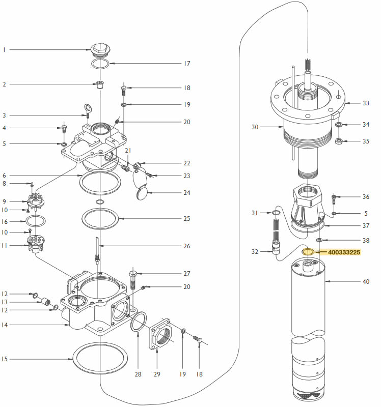 Submersible Pumping Systems Submersible Parts and ... on