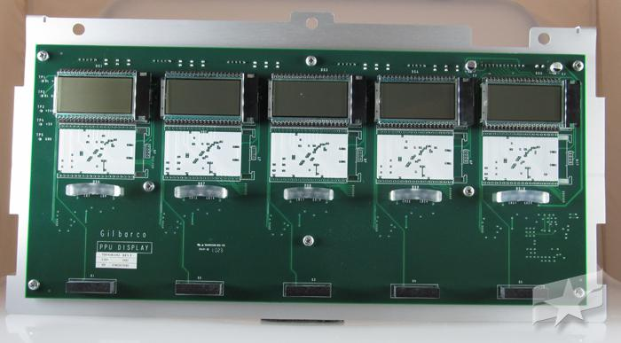 F/E-M06194A002 Freedom Electronics Rebuilt Gilbarco Encore S 5-Grade Single Level PPU PCB and Panel Assembly. - M06194A002 Core Required to Receive Core Credit                 --- Price Includes Cost Of Core Which Will Be Refunded Upon Return Of A Rebuildable Core                 ---