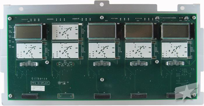 F/E-M06194A005 Freedom Electronics Rebuilt Gilbarco Encore S 3+1 4-Grade Single Level PPU PCB and Panel Assembly. - M06194A002 Core Required to Receive Core Credit                 --- Price Includes Cost Of Core Which Will Be Refunded Upon Return Of A Rebuildable Core                 ---