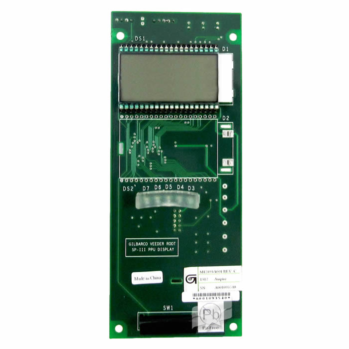 F/E-M12893A001 Freedom Rebuilt Gilbarco Encore 700S SPP-III PPU Display Single PCA Board. - For Dispensers Built AFTER November 2012 - M12893A001 Core Required to Receive a Core Credit                                                     --- Price Includes Cost Of Core Which Will Be Refunded Upon Return Of A Rebuildable Core                 ---