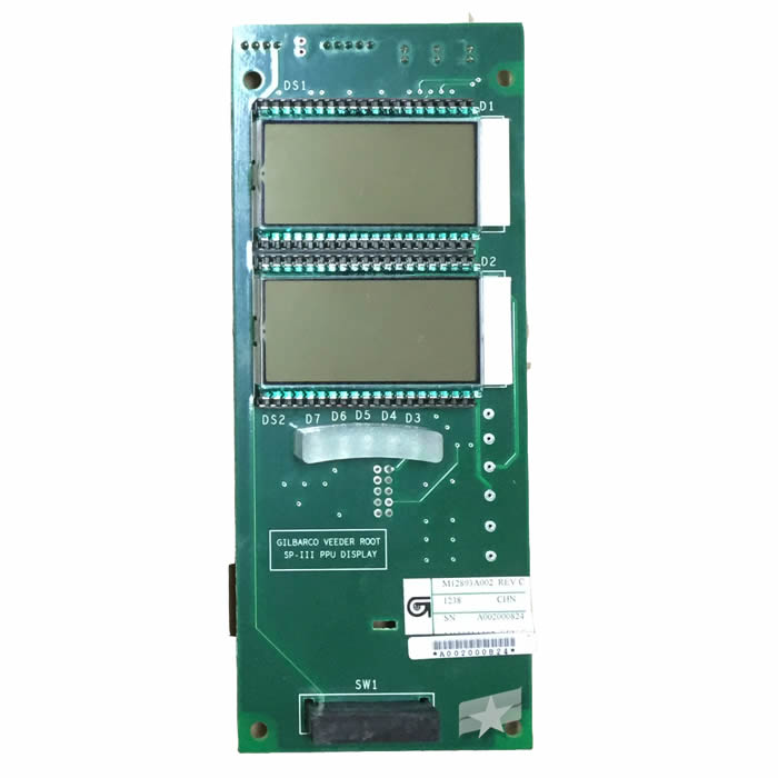 F/E-M12893A002 Freedom Electronics Rebuilt Gilbarco Encore 700S SPP-III PPU Dual Display PCA Board. - M12893A002 Core Required to Receive a Core Credit                                                     --- Price Includes Cost Of Core Which Will Be Refunded Upon Return Of A Rebuildable Core                 ---