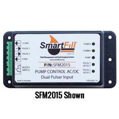 SFM2010 Fluid MT SmartFill Gen2 Single Hose / Pump AC/DC Control Module.