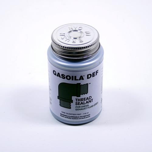 DE04 Gasoila 1/4pt DEF Diesel Exhaust Fluid Sealant w/ Brush.