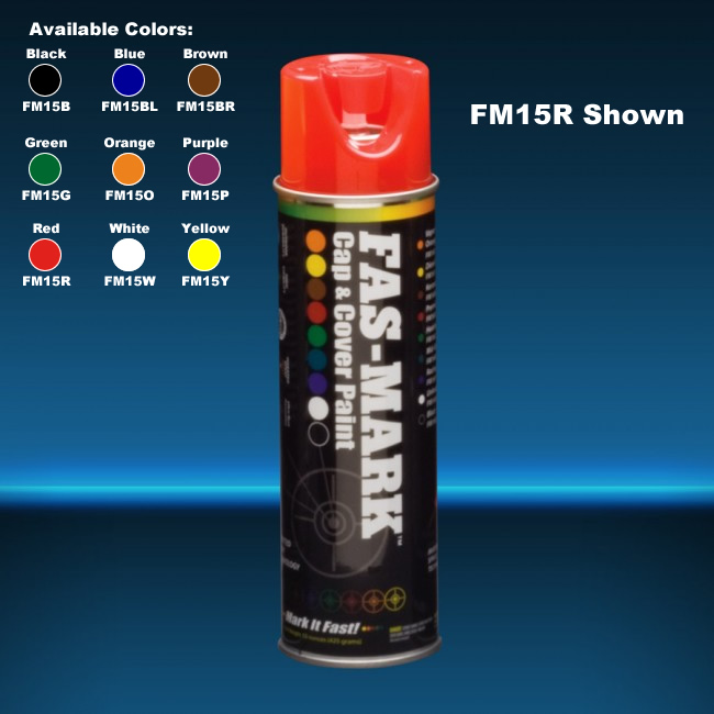 FM15R Gasoila Fas-Mark RED