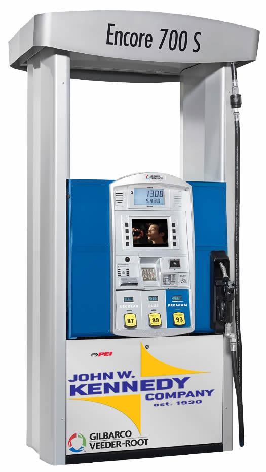 ENCORE-700S Gilbarco Encore 700 S Pump | Fuel and Gas Dispenser