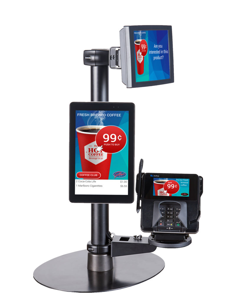Point of Sale & Pump Controller Systems Point of Sale Parts