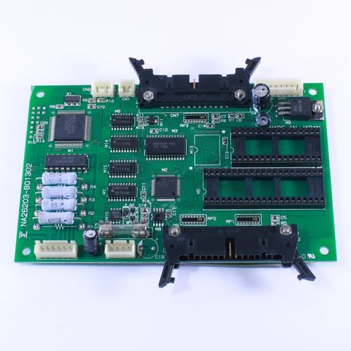 Q12476-03 Gilbarco Crind Printer Driver Board.                 --- Price Includes Cost Of Core Which Will Be Refunded Upon Return Of A Rebuildable Core                 ---
