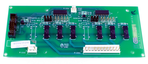 T18015-G1 Gilbarco Valve Driver Board (Used On All Vapor Vac Models). -- Price Includes Cost Of Core Which Will Be Refunded Upon Return Of A Rebuildable Core -- --