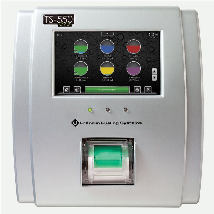 T550DP Incon Automatic Tank Gauge w/ Display and Printer.