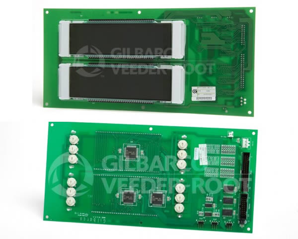 M01515A001 Gilbarco Encore 300 Main Display Board.                 --- Price Includes Cost Of Core Which Will Be Refunded Upon Return Of A Rebuildable Core                 ---