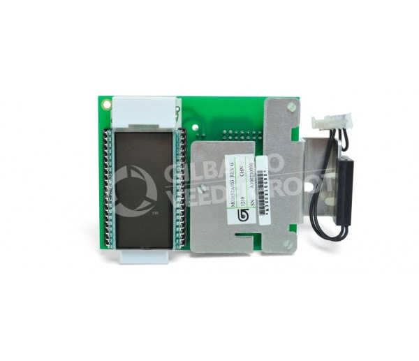 M02652A004 Gilbarco Encore 300 PPU Display Module w/o Switch.                 --- Price Includes Cost Of Core Which Will Be Refunded Upon Return Of A Rebuildable Core                 ---