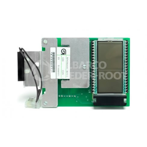 M04588A001 Gilbarco Encore Single Level PPU and Switch Display Assembly w/ LED Backlight.                 --- Price Includes Cost Of Core Which Will Be Refunded Upon Return Of A Rebuildable Core                 ---
