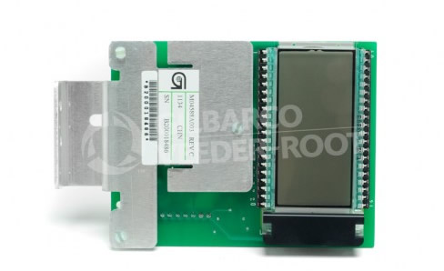 M04588A003 Gilbarco Encore 500 PPU Display Board w/ LED Backlight Assembly w/o Switch.                 --- Price Includes Cost Of Core Which Will Be Refunded Upon Return Of A Rebuildable Core                 ---