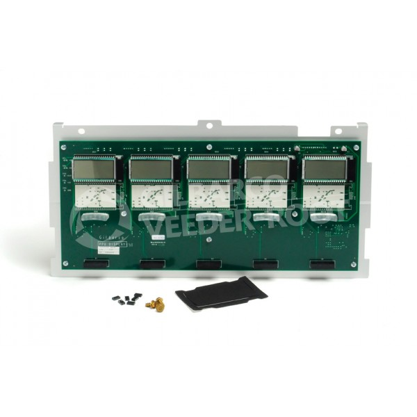 M06194K002 Gilbarco Encore S 5-Grade Single Level PPU Board w/ Card Reader Gasket.                 --- Price Includes Cost Of Core Which Will Be Refunded Upon Return Of A Rebuildable Core                 ---