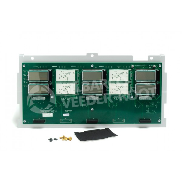 M06194K003 Gilbarco Encore 500S 3-Grade 2-Level PPU Board  w/ - M06194A003 PPU - Card Reader Gasket - Replacement Hardware                 --- Price Includes Cost Of Core Which Will Be Refunded Upon Return Of A Rebuildable Core                 ---