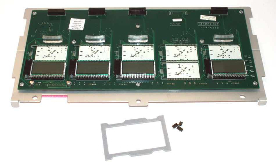 M06194K005 Gilbarco Encore S 3+1 Single Level PPU Board w/ Card Reader Gasket.                 --- Price Includes Cost Of Core Which Will Be Refunded Upon Return Of A Rebuildable Core                 ---
