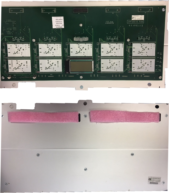 M06194K007 Gilbarco Encore 500S 1-Product, 2-Hose Single Level PPU Board and Panel Assembly.                 --- Price Includes Cost Of Core Which Will Be Refunded Upon Return Of A Rebuildable Core                 ---