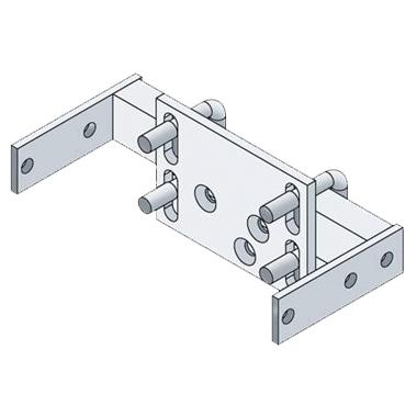 SBK-1600 OPW Flexworks Stabilizer Bar Assy.
