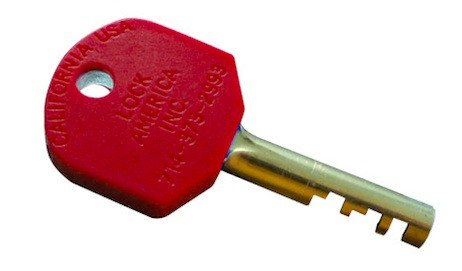 B603K-M Petro Defense High Security Lock Master Key. - Key Number or Original Order PO Needed When Ordering Replacements!!