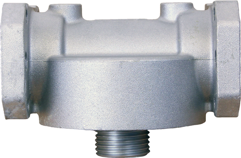 F14640010 Piusi Steel Filter Head w/ 1