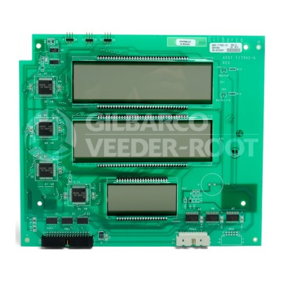 T17962-G1 Gilbarco PCB LCD Main Display (Replaces T17543-G2)                 --- Price Includes Cost Of Core Which Will Be Refunded Upon Return Of A Rebuildable Core                 ---