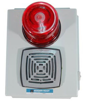 790091-001 Veeder Root Audible / Visual Overfill Alarm.
