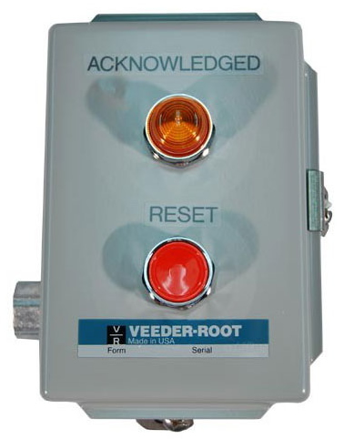 790095-001 Veeder Root Overfill Alarm Acknowledgement Switch.