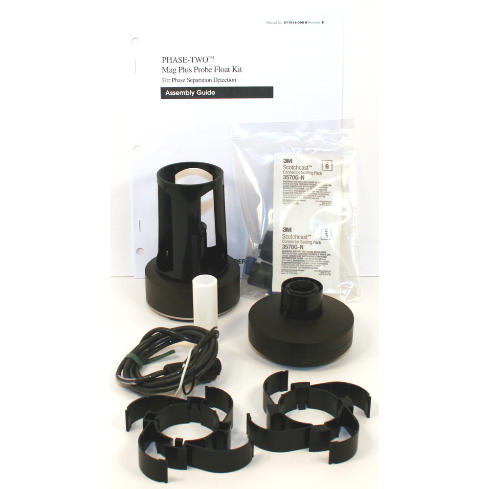 886100-000 Veeder-Root Phase Separation Water Detector Mag Plus In-Tank Probe Installation Kit w/ - 4